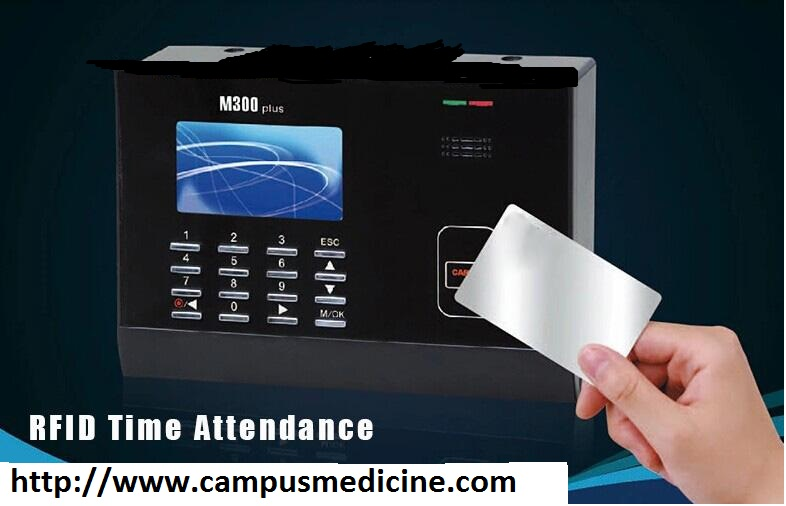 RFID attendance management systems